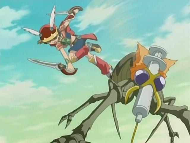 Fairy Musketeer Akazukin