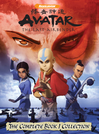 Аватар: Легенда об Аанге / Avatar: The Legend of Aang (Книга 1: Вода