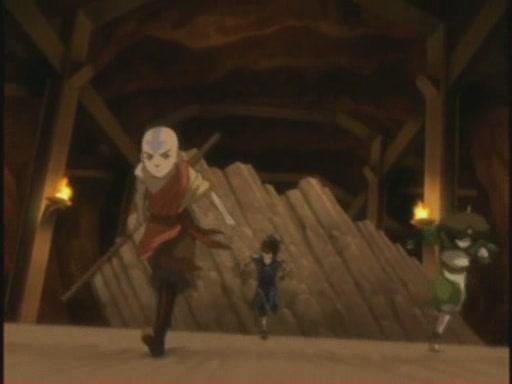 Avatar Season 3 wallpaper by
