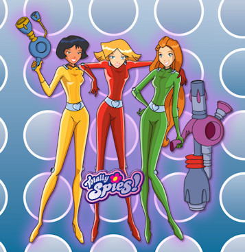 Happ Second Easter, Totally Spies Season 5 Episode 1